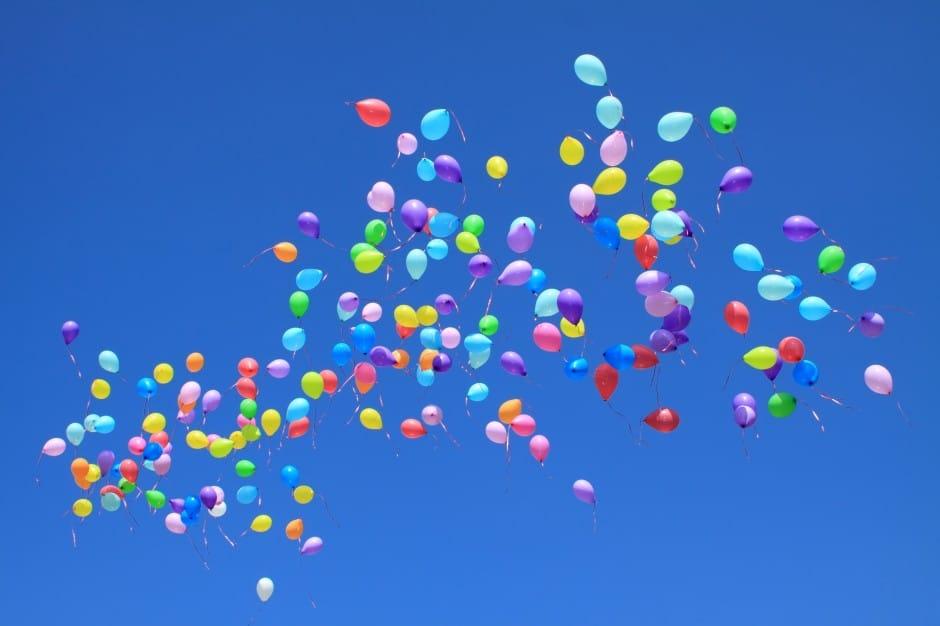 Ballonopsendelse